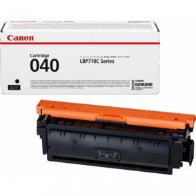 Canon CRG 040 [Bk] toner (eredeti, új)