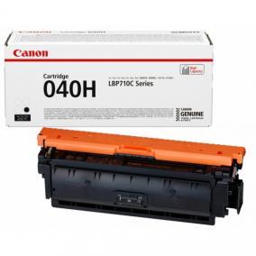 Canon CRG 040H [Bk] toner (eredeti, új)