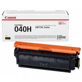 Canon CRG 040H [Y] toner (eredeti, új)