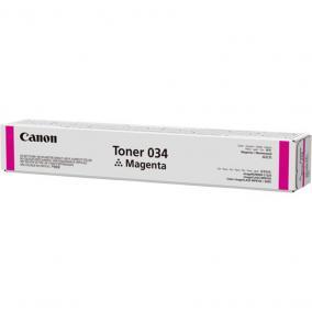 Canon C-EXV 034 [M] toner 7,3k (eredeti, új)
