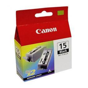 Canon BCI-15 [Bk] tintapatron (eredeti, új)