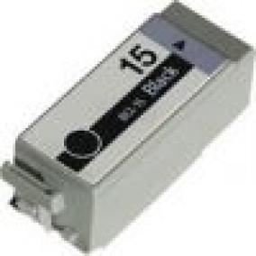 Canon BCI-15 [BK] kompatibilis tintapatron (ForUse)