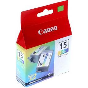 Canon BCI-15 [Col] tintapatron (eredeti, új)