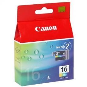 Canon BCI-16 [Col] tintapatron (eredeti, új)