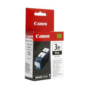 Canon BCI-3e [Bk] tintapatron (eredeti, új)