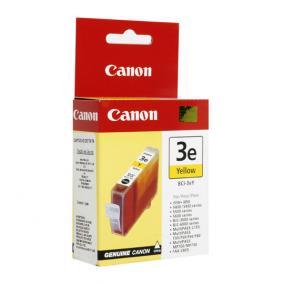 Canon BCI-3e [Y] tintapatron (eredeti, új)