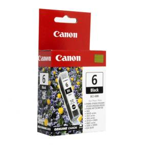 Canon BCI-6 [Bk] tintapatron (eredeti, új)