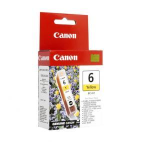 Canon BCI-6 [Y] tintapatron (eredeti, új)