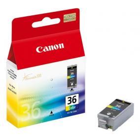 Canon CLI-36 [Col] tintapatron (eredeti, új)