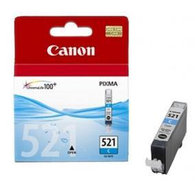 Canon CLI-521 [C] tintapatron (eredeti, új)