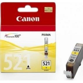 Canon CLI-521 [Y] tintapatron (eredeti, új)