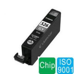 Canon CLI-526 [GY] !!CHIPPEL!! kompatibilis tintapatron (ForUse)