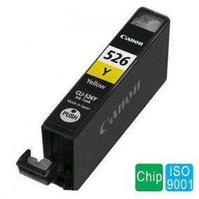 Canon CLI-526 [Y] !!CHIPPEL!! kompatibilis tintapatron (ForUse)