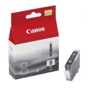 Canon CLI-8 [Bk] tintapatron (eredeti, új)