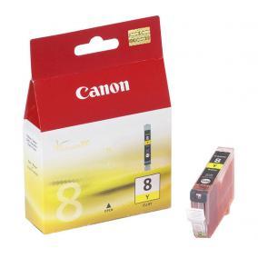 Canon CLI-8 [Y] tintapatron (eredeti, új)