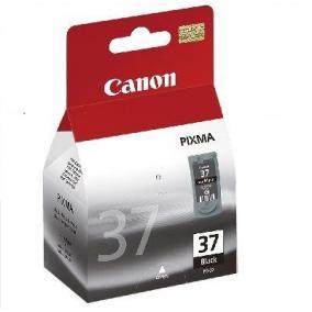 Canon PG-37 [BK] tintapatron (eredeti, új)
