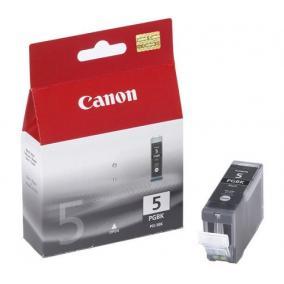Canon PGI-5 [BK] tintapatron (eredeti, új)