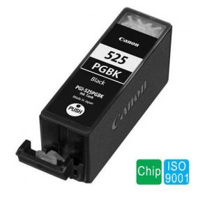 Canon PGI-525 [BK] !!CHIPPEL!! kompatibilis tintapatron (ForUse)