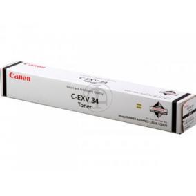 Canon C-EXV 34 [Bk] toner (eredeti, új)