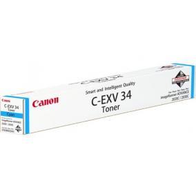 Canon C-EXV 34 [C] toner (eredeti, új)