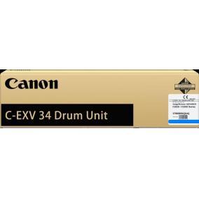 Canon C-EXV 34 [C] Drum [Dobegység] (eredeti, új)