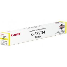 Canon C-EXV 34 [Y] toner (eredeti, új)