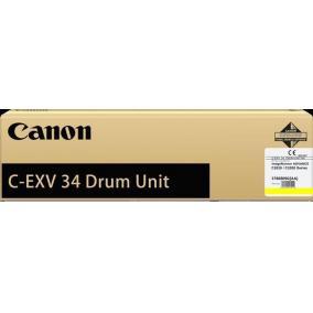 Canon C-EXV 34 [Y] Drum [Dobegység] (eredeti, új)