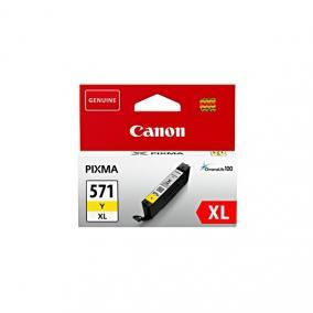 Canon CLI-571 XL [Y] tintapatron (eredeti, új)