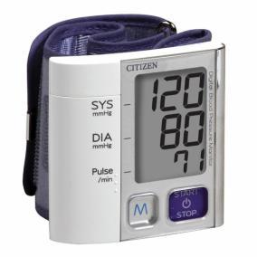 Citizen automata vérnyomásmérő, csuklós GYCH-657