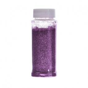 Csillámpor 0,2mm 120g lila