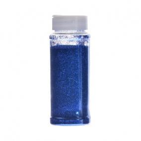 Csillámpor 0,2mm 120g sötét kék