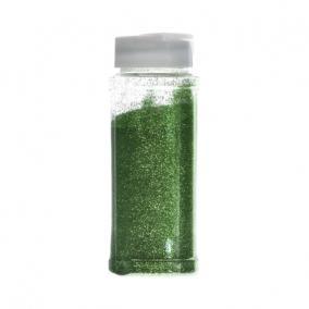 Csillámpor 0,2mm 120g zöld