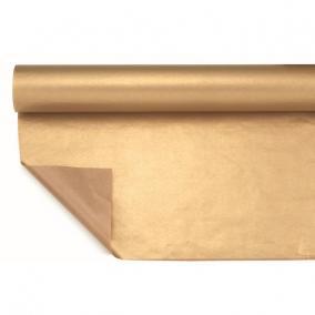 Csomagoló papír vízálló 1 m x 25 m arany