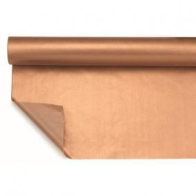 Csomagoló papír vízálló 1 m x 25 m rosegold