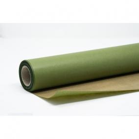Csomagolópapír vízálló papír 750mm x 25m zöld