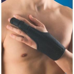 Csukló és középső ujj rögzítő S