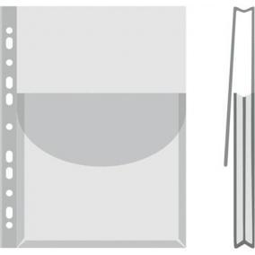 Katalógustartó genotherm, lefűzhető, A4, 170 mikron, víztiszta, 27 mm, DONAU [12 db]