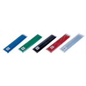 Iratsín, 10 mm, 1-100 lap, DONAU, piros [10 db]