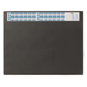 Könyökalátét, 65x52 cm, éves kalendárral, DURABLE, áttetsző