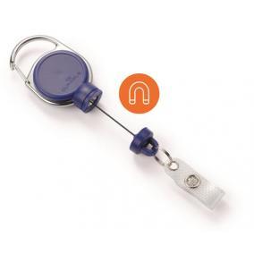 Azonosítókártya-tartó, kihúzható, patentos, DURABLE
