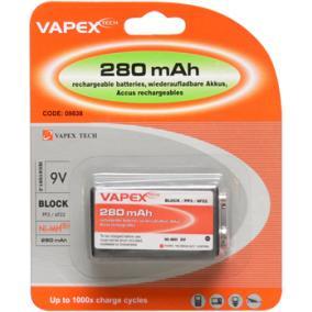 VAPEX 1VTE280PP3 PP3 akkumlátor