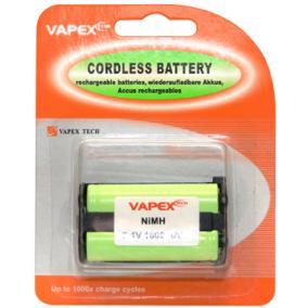 VAPEX VT370 AA akkumlátor 1600mAh