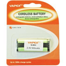 VAPEX VT390 2db AAA akkumlátor 900mAh
