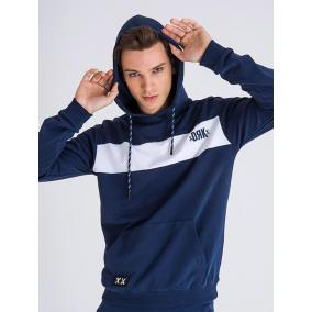 Dorko Body Striped Hoodie Men [méret: L]