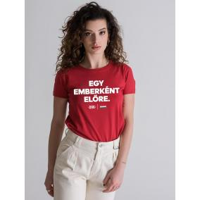 Dorko Egy Emberként Előre T-shirt Women [méret: XL]