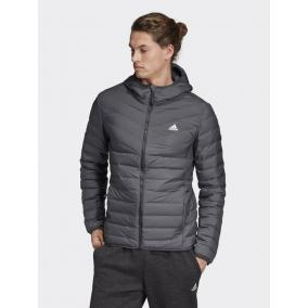 Adidas Originals Varilite Soft 3-stripes Hooded Jacket [méret: L]