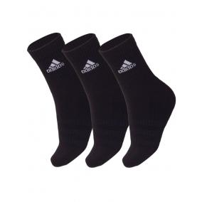 Adidas Performance Cushioned Crew Socks 3 Pairs [méret: XL]