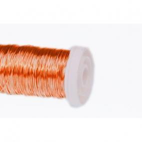 Dekordrót sima 0,3 (25 g) Narancssárga