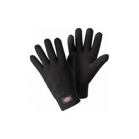 Dickies Thermal kötött fekete kesztyű  GL55030