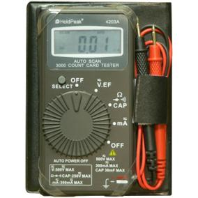 Digitális multiméter HOLDPEAK 4203A